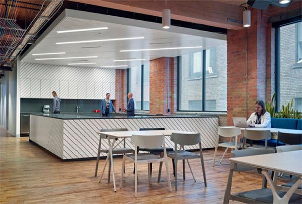 互联网公司办公室装修的特点