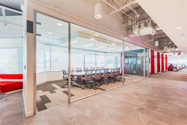 办公室设计中色彩运用的一些原则