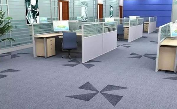 办公室装修材料带给人的感觉效应