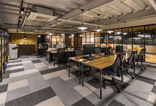 办公室装修时,地面材料的选择要把好这几关