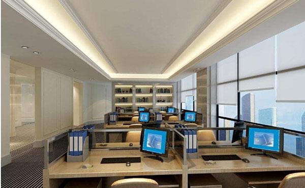 办公室装修中选择壁纸要注意哪些事项
