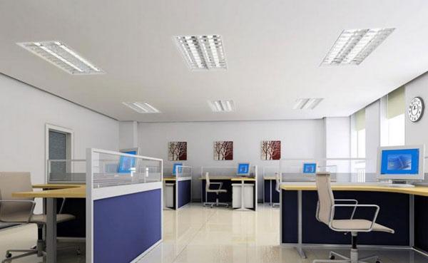 办公室装修中隔板选择的注意事项