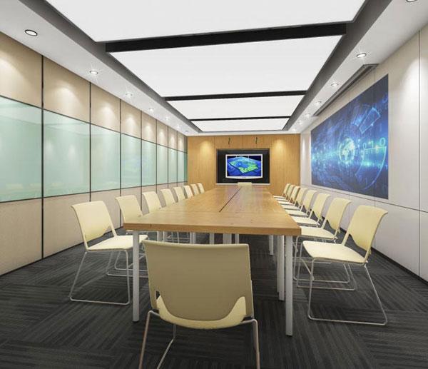 """办公室设计中会议室设计的""""三个满足"""""""