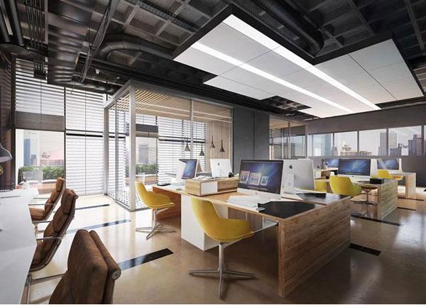 从风水角度看办公室设计的采光问题