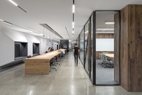 通过办公室设计来彰显企业文化