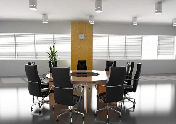 办公室设计中,座位的布局设计有哪些讲究?