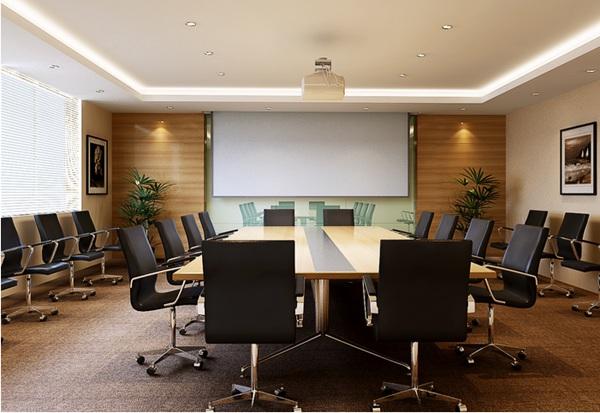 现代办公室装修需要遵循的四大原则