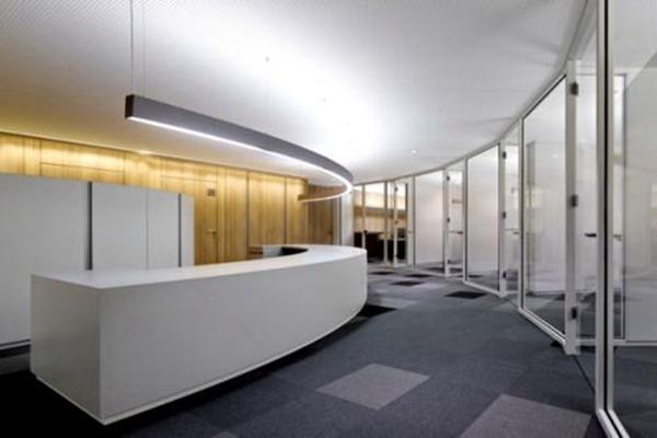 通过办公室设计来彰显企业学问