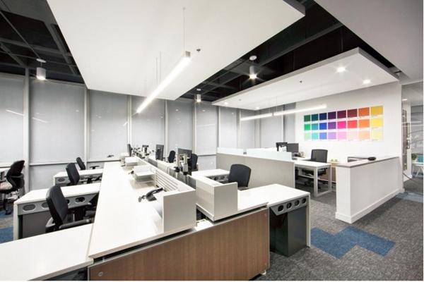 利于提高工作效率的办公室设计