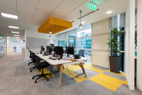 办公室装修需要秉持的四大理念