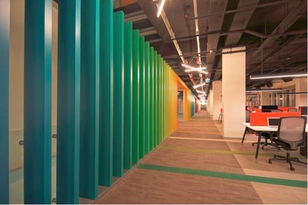 办公室设计的色彩选择要注意这些方面