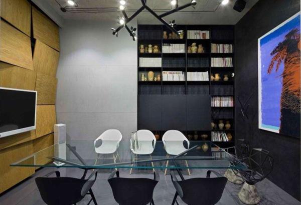 广告类企业办公室设计的特点