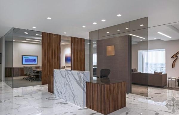 金融类企业的办公室设计要注意这些