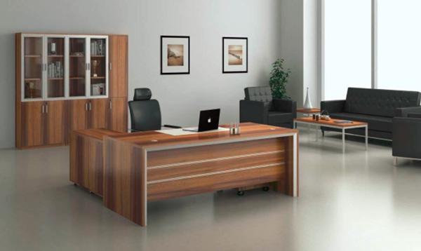 从材质看办公室装修家具的分类