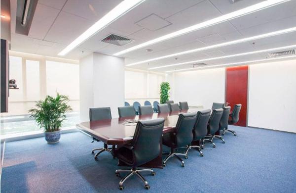 进行办公室设计,会议室设计要考虑这几点