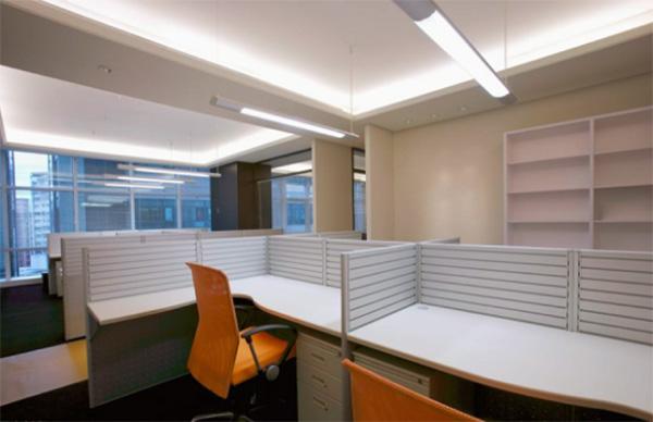 办公室设计时隔间的设计要注意些什么呢?