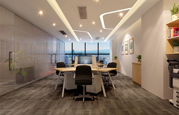 办公室装修中的风格选择