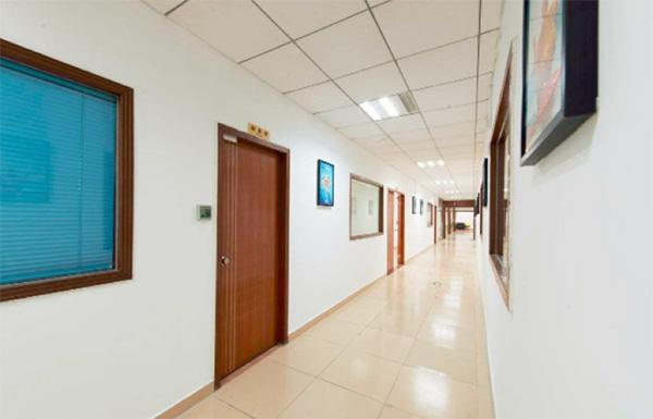 办公室设计中走廊设计需要注意这几点