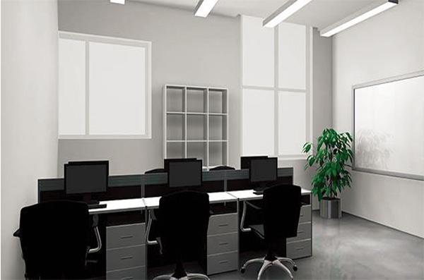 财务部门的办公室设计