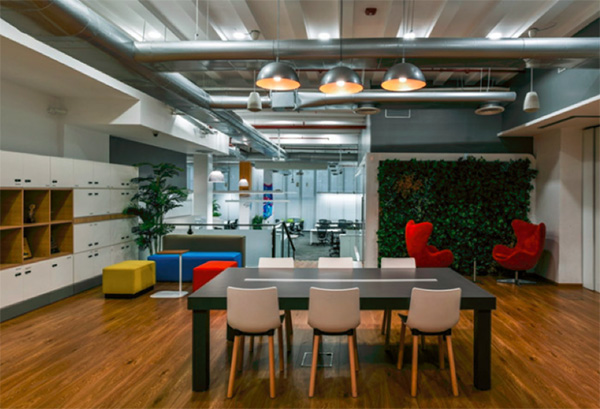 如何让办公室设计更具活力