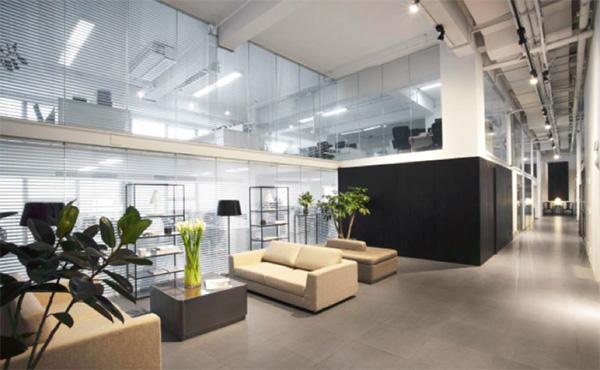如何让你的办公室设计体现环保理念