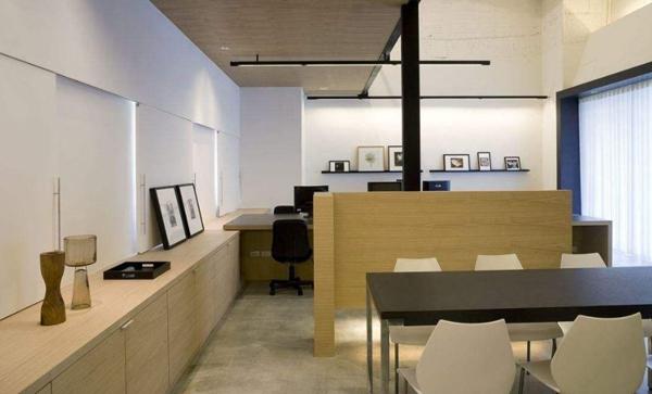 办公室装修时如何做好隔断装修
