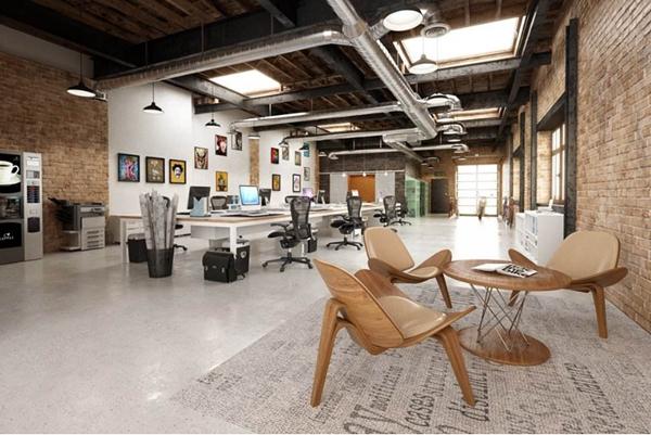 办公室装修的三要素
