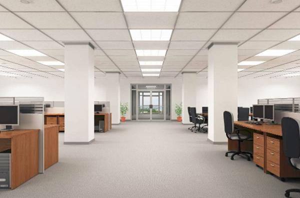 办公室装修中的色彩选择和搭配