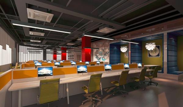开放式办公室设计的类型