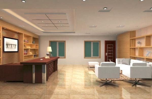 办公室装修中的材料选择