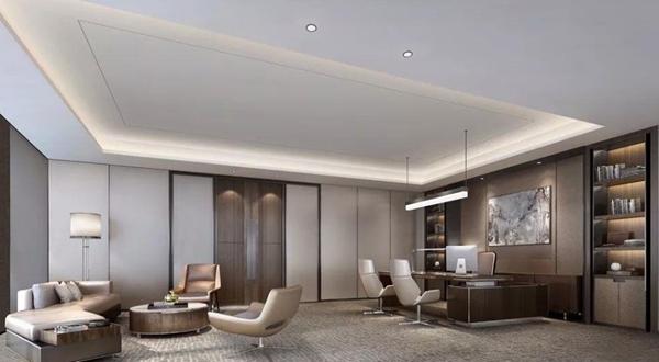 高端办公室设计让你的办公空间更具魅力