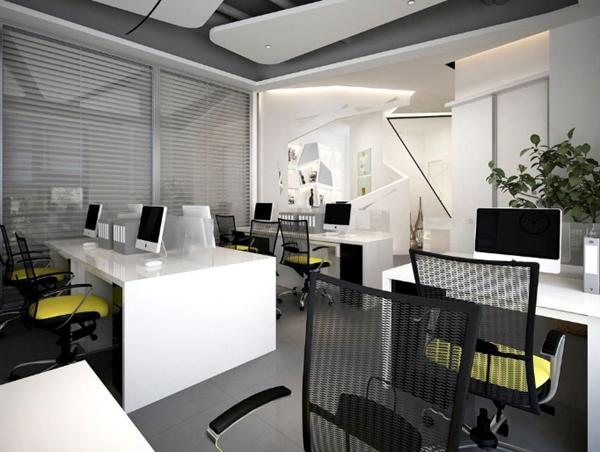 两款高品质的办公室设计