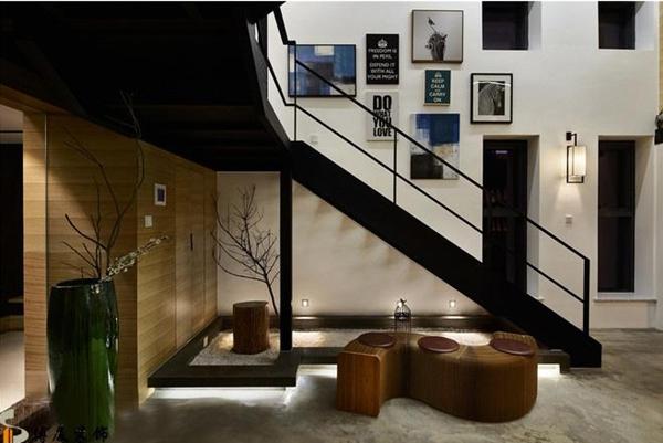 办公室设计之Loft风格