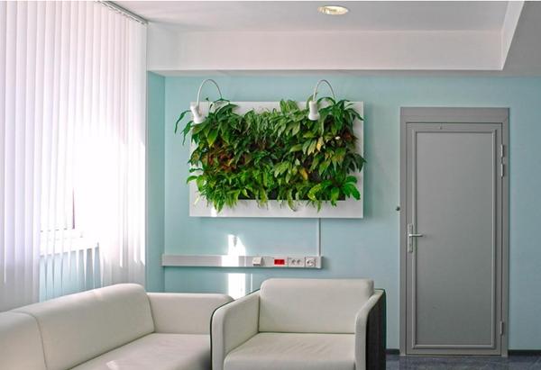 """绿化设计在办公室设计中的""""三优化""""作用"""