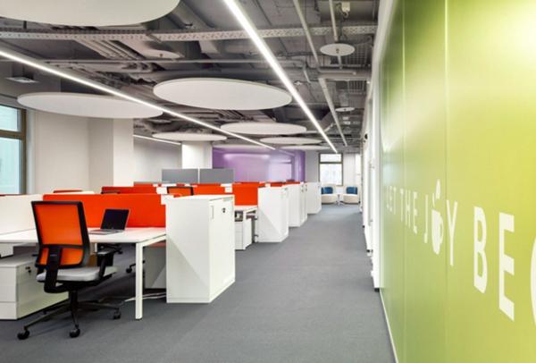 现代风格的办公室设计要抓住核心要素