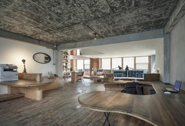 这几种风格的办公室设计都有哪些特点