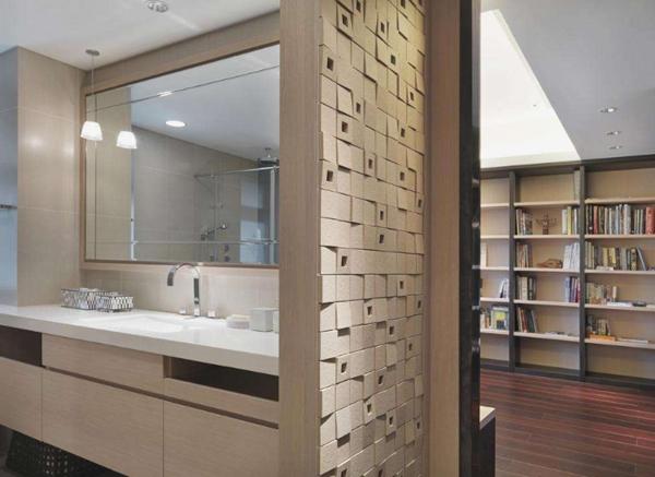 办公室设计中,卫生间设计的注意事项