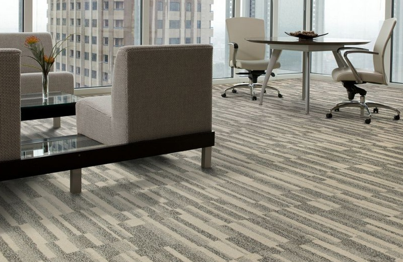办公室装修铺设的地毯该怎么选