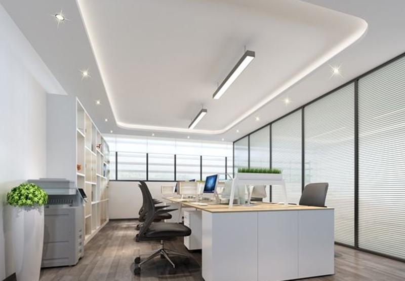 办公室装修时色彩的选用之道