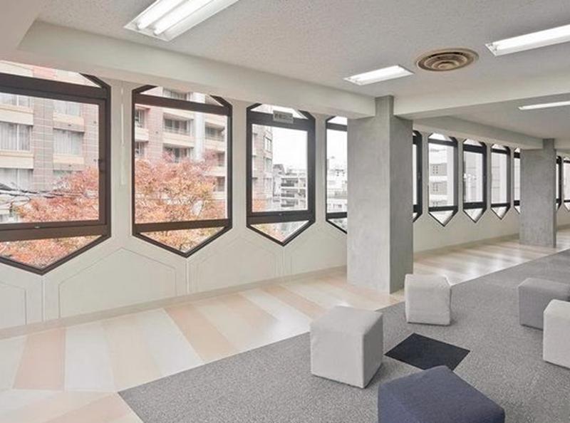 上海办公室设计中不可忽略的细节处理