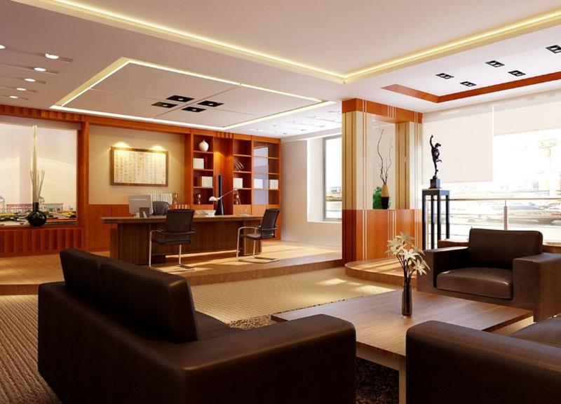 上海办公室装饰,装饰物品都有哪些