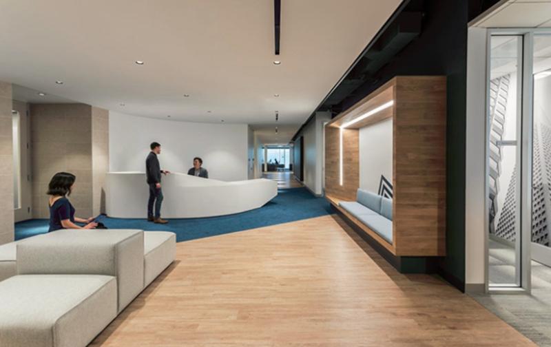 上海办公室装修中的风格问题