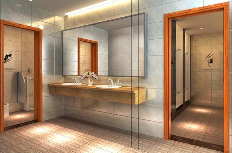 上海办公室设计中卫生间设计的注意事项