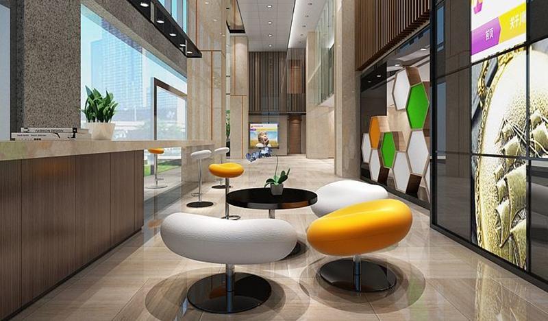 上海科技类公司办公室设计的特点