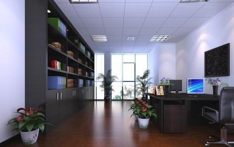 上海办公室装修不同功能区的不同策略