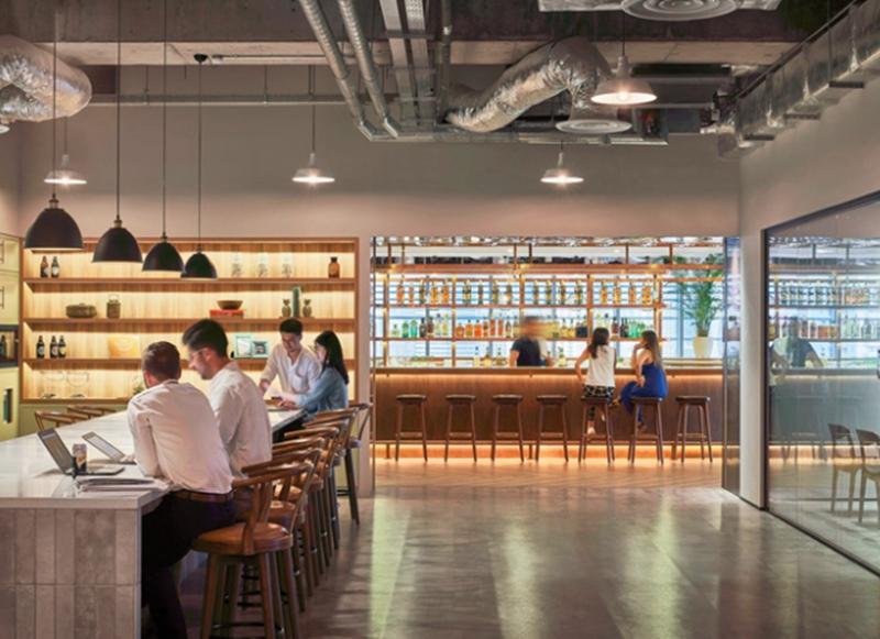 如何提高上海办公室设计的办公品质