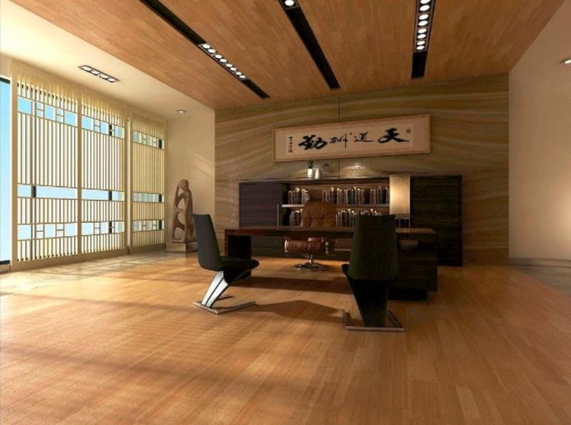 上海办公室装修中的不同文化元素