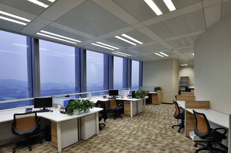 上海办公室设计中的这些细节不得不处理好
