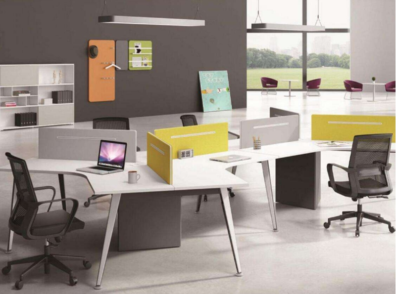 说说上海办公室装修中的家具选择