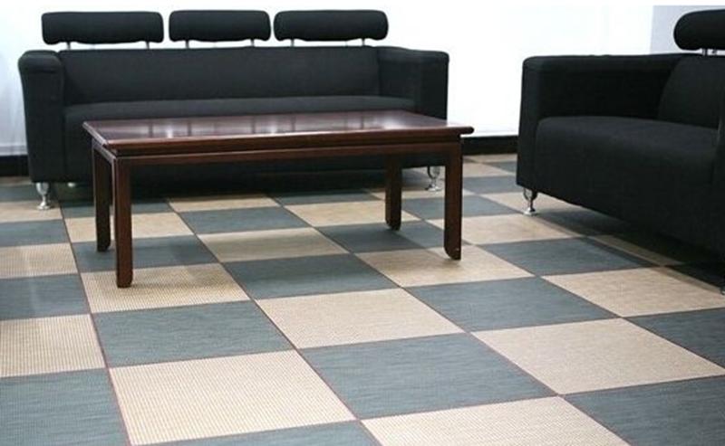地毯在上海办公室装饰中的奇妙作用